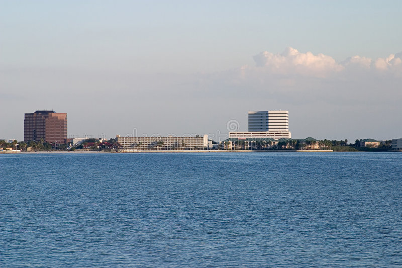 Orizzonte 2 di Tampa Florida fotografie stock