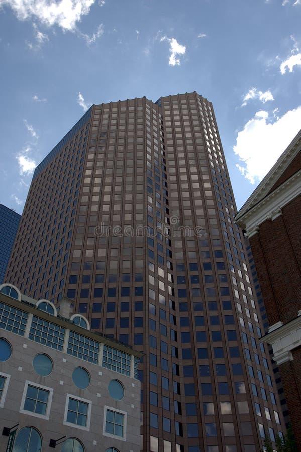 Orizzonte 4 di Boston immagini stock libere da diritti