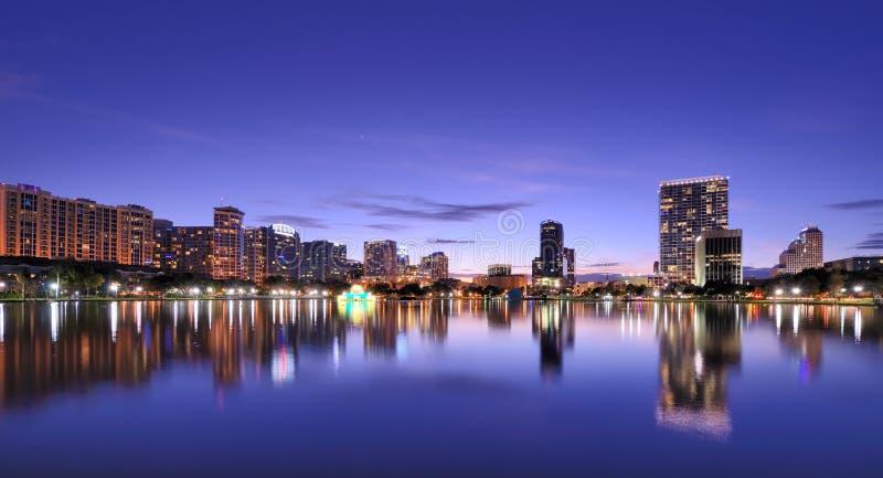 Orizzonte di Orlando immagini stock
