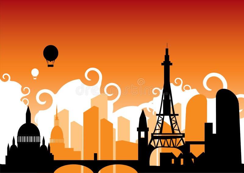 Orizzonte di Parigi