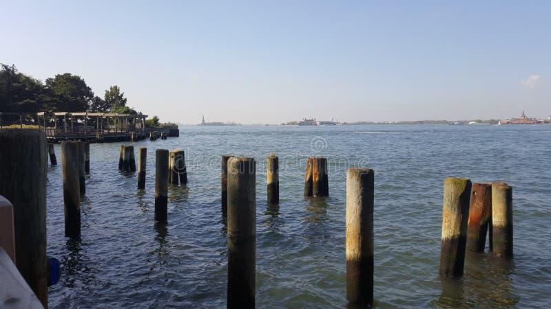 Orizzonte Manhattan fotografie stock libere da diritti