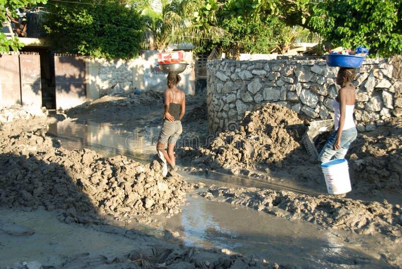 orkanöverlevandear royaltyfri bild