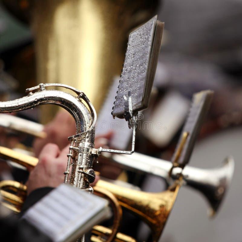 Orkest stock afbeeldingen