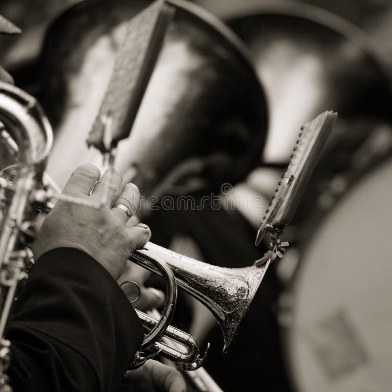 orkester arkivfoto