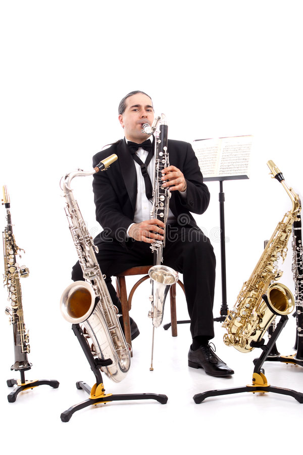 orkester royaltyfri fotografi