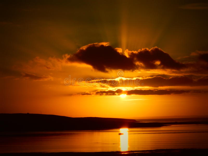 Orkney stock image