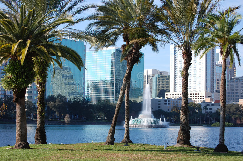 Orlando stock afbeelding