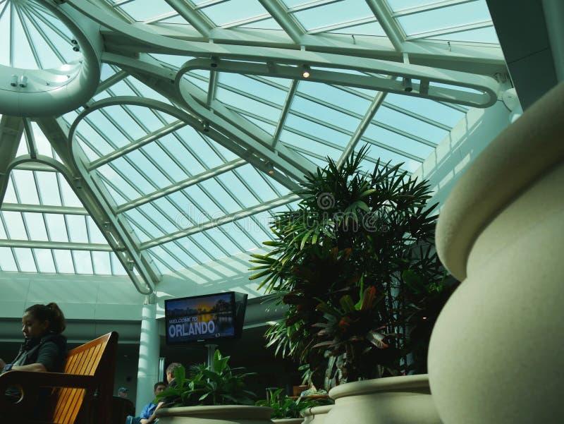 Orlando Airport stockfotografie