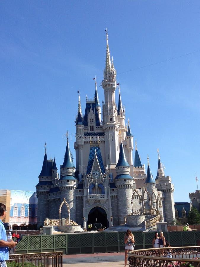 Orlando Disneyland royaltyfria foton