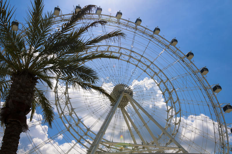 Orlando Eye photo stock