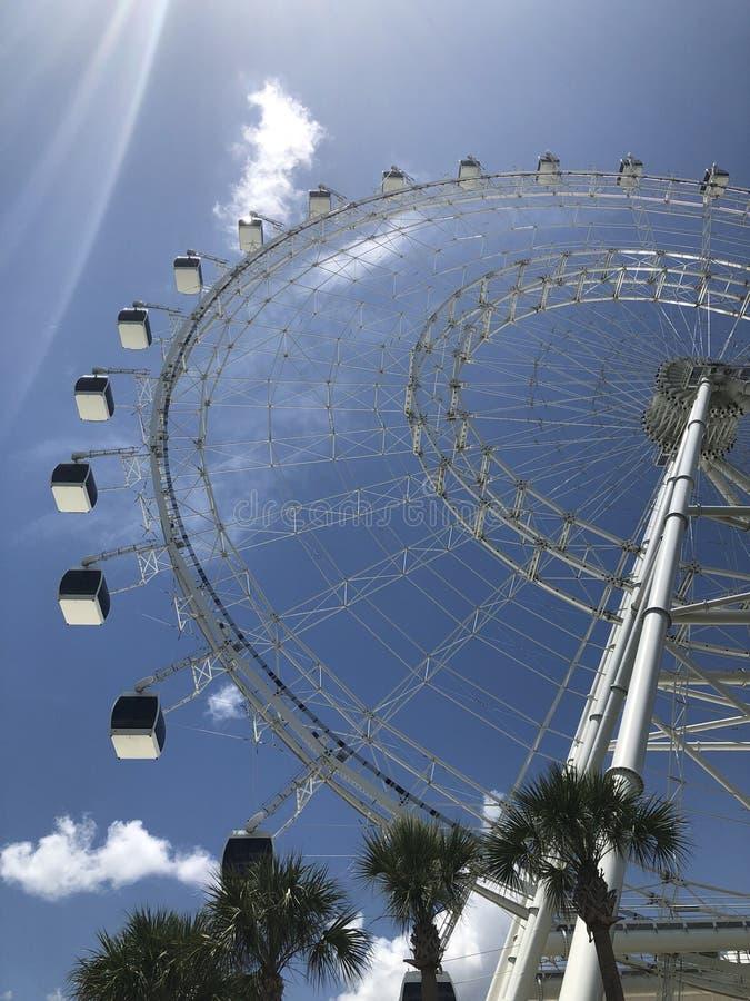 Orlando Eye Ferris Wheel stock foto