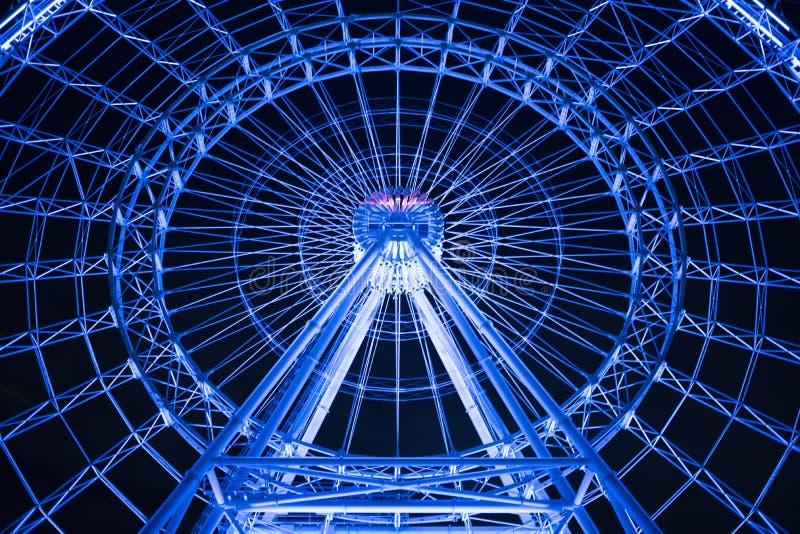 Orlando Eye, uno dei gabinetti della ruota più lunghi nel mondo fotografie stock libere da diritti