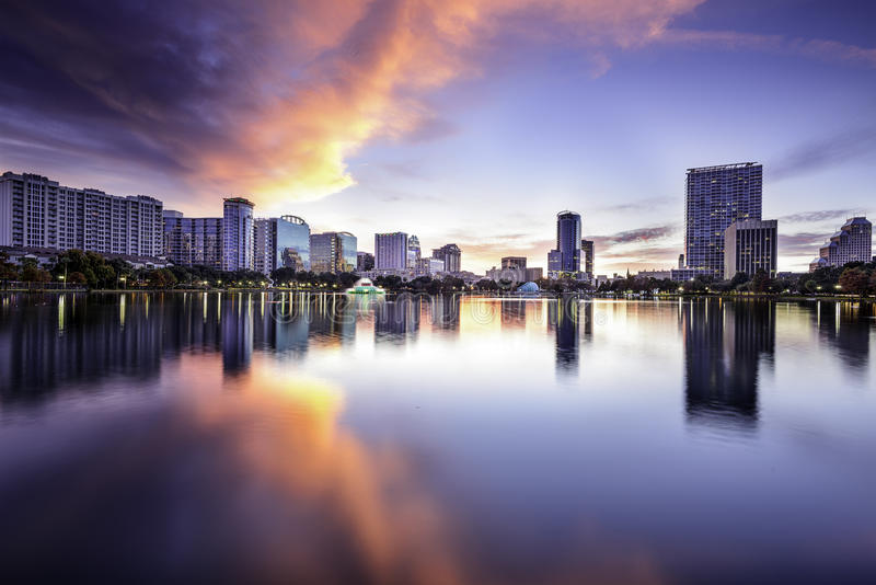 Orlando, Florida royalty-vrije stock foto