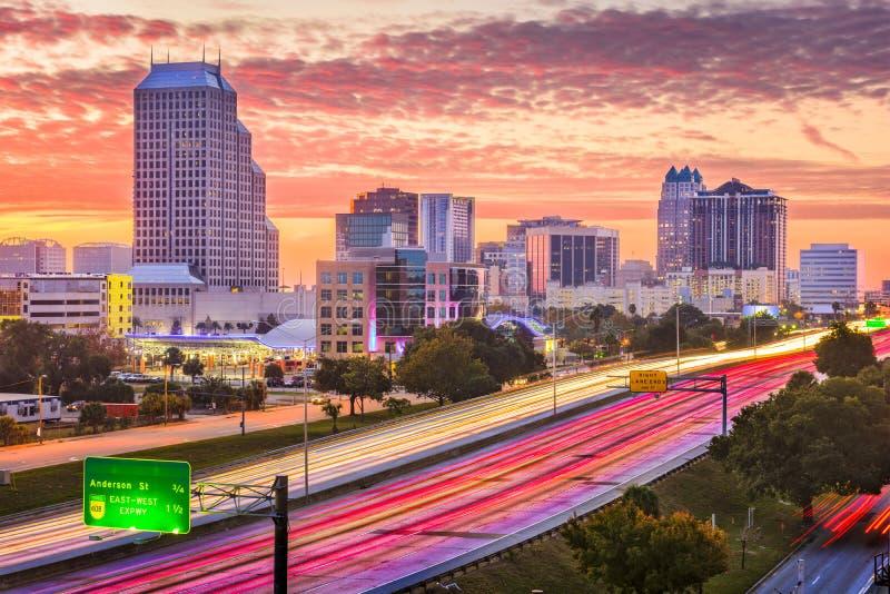 Orlando, Florida, de V.S. stock foto's