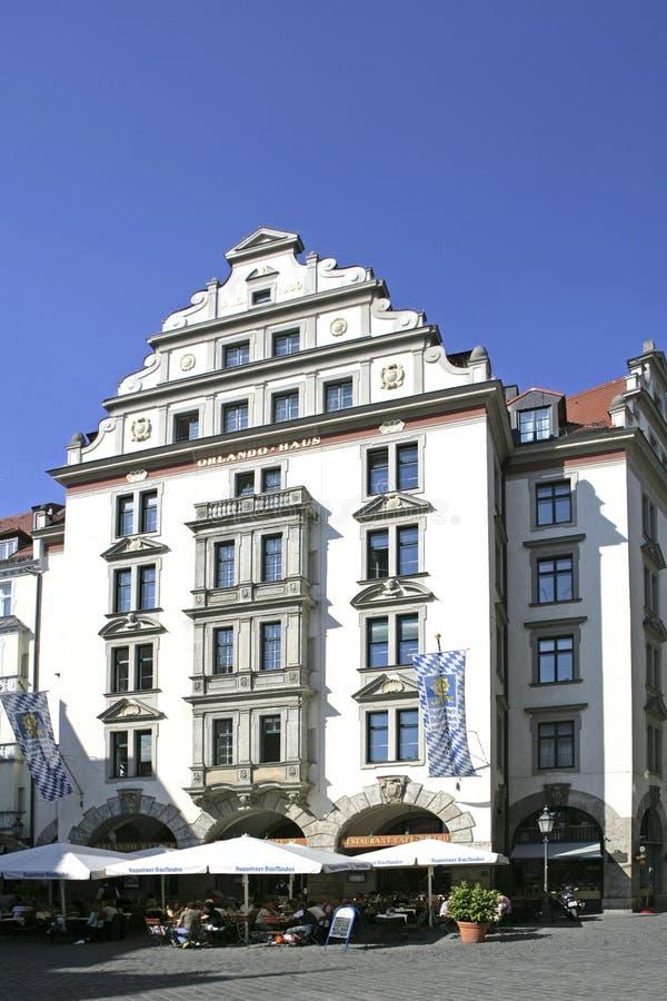 Orlando Haus orlando haus am platzl in munich bavaria editorial stock photo