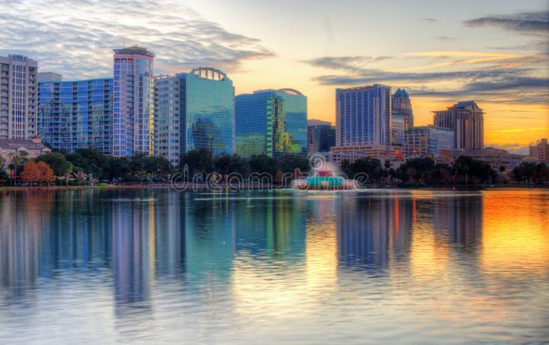 Orlando horisont arkivbilder