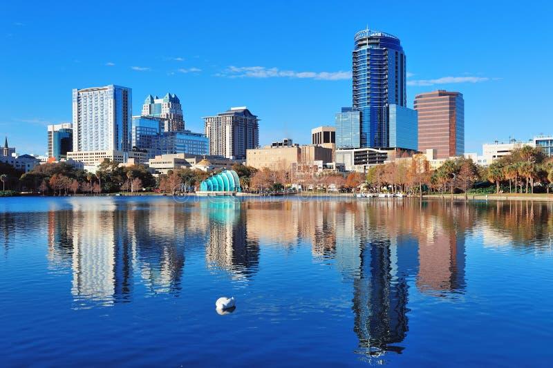 Orlando-Morgen stockfoto