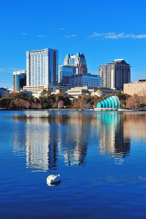 Orlando-Morgen lizenzfreie stockfotos