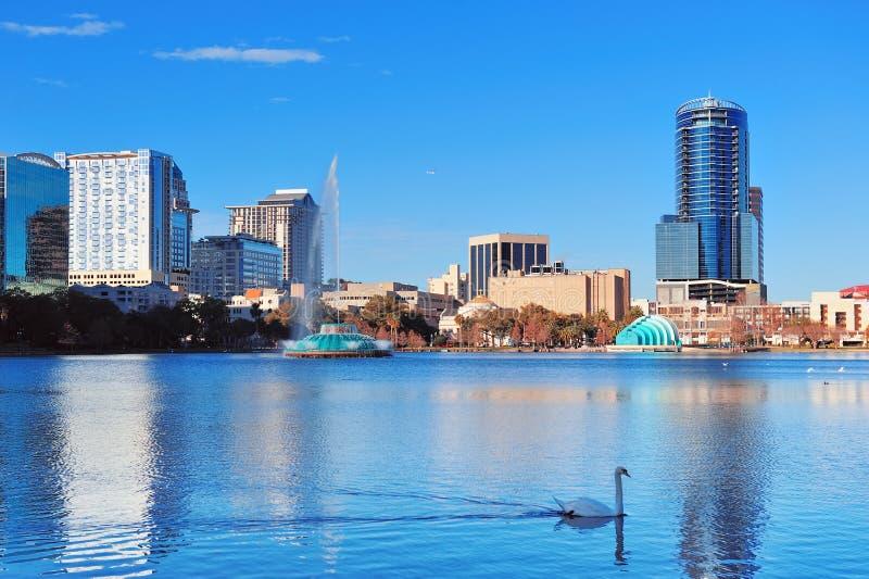 Orlando-Morgen lizenzfreie stockbilder