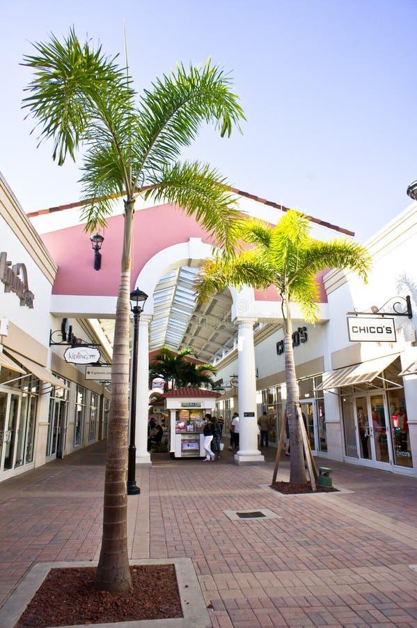 Orlando Premium Outlets stock image