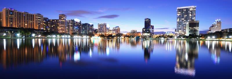 Orlando Skyline royalty free stock images
