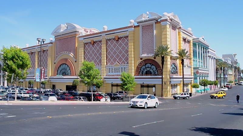 Orleans kasyno w Las Vegas i hotel, usa, zdjęcie wideo