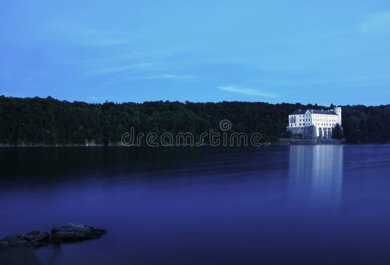 Orlik Schloss stockfoto