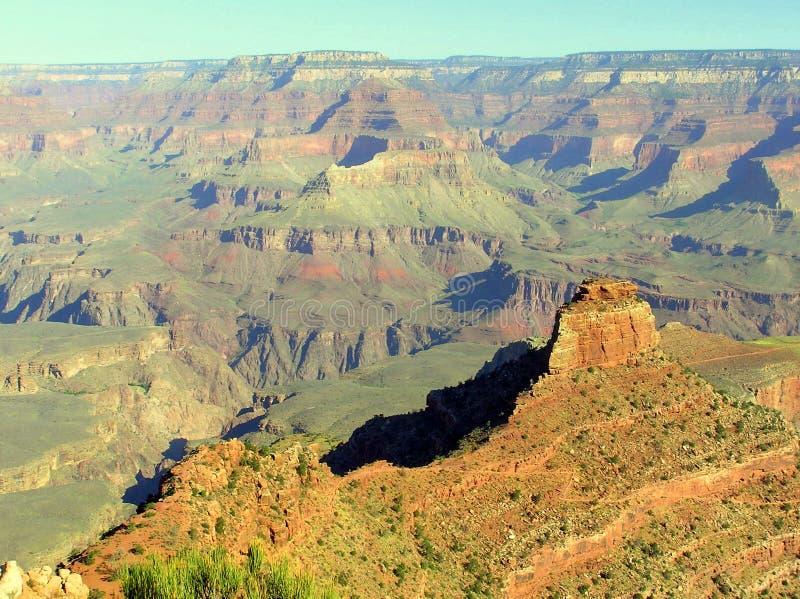 Orlo del sud impressionante di grande canyon, Arizona, S.U.A. fotografie stock libere da diritti