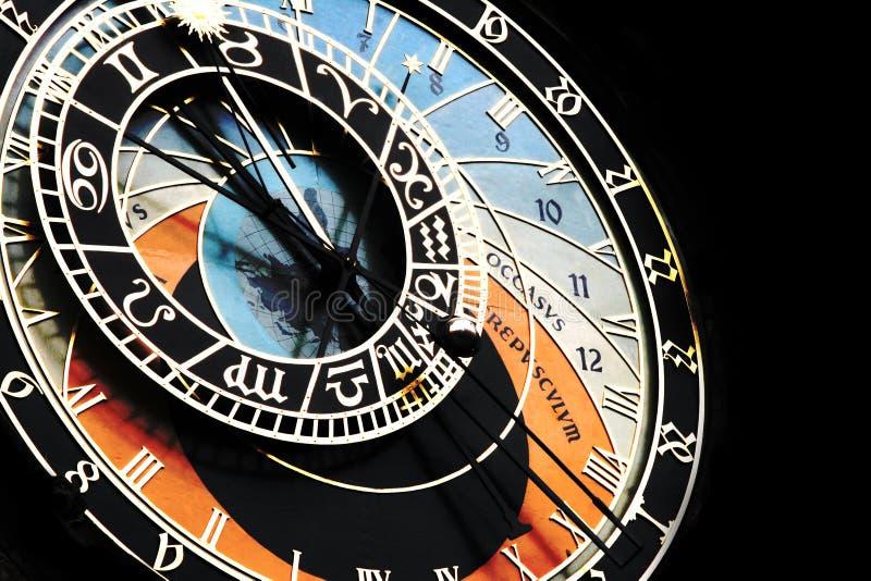 orloj royaltyfri bild