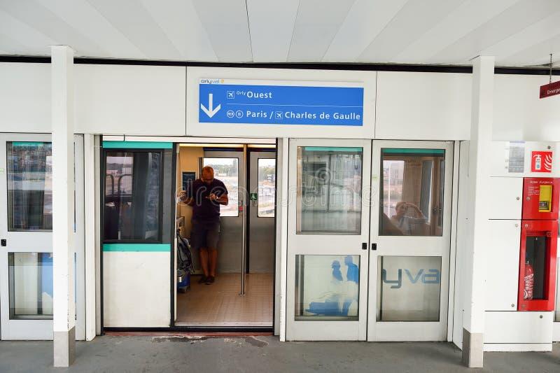 Orly Airport photos libres de droits
