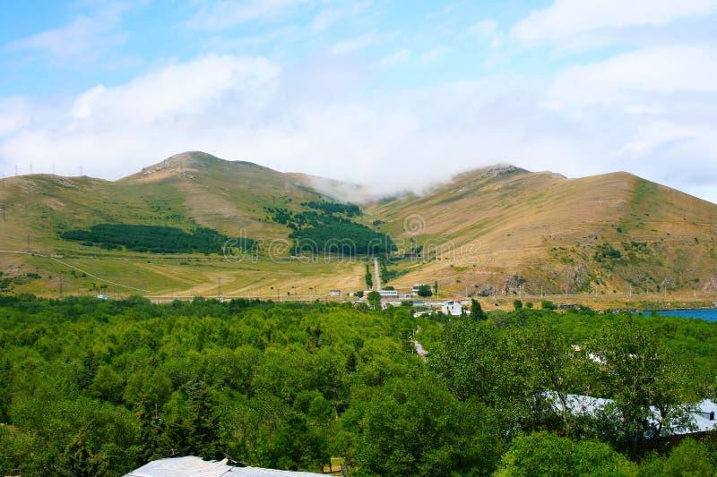 Ormianina krajobraz zdjęcie stock