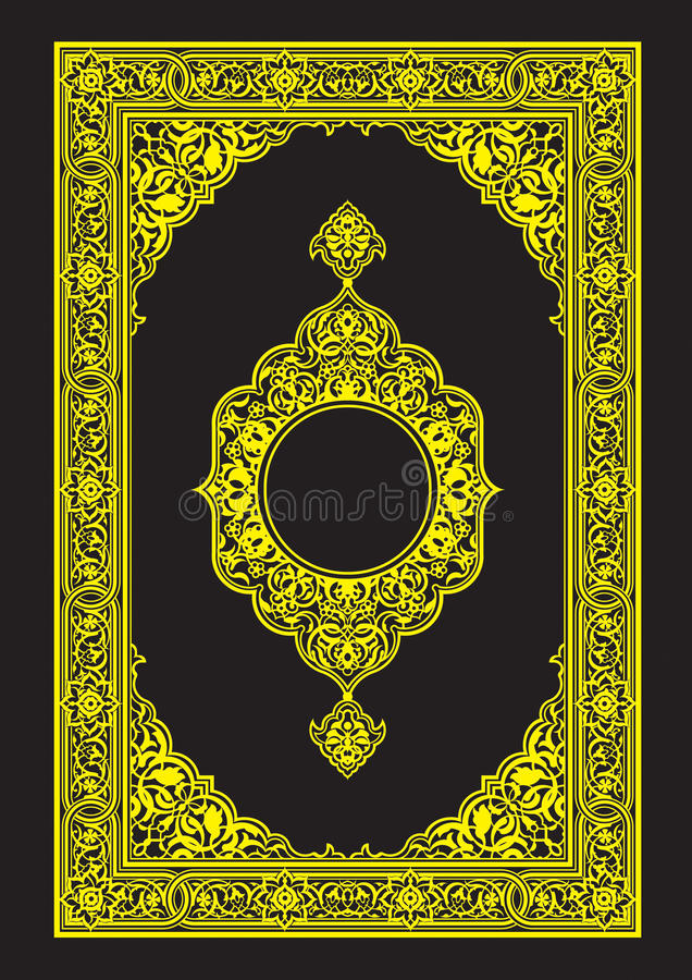 Free Ornament 004 - Book Cover Stock Photos - 20503863