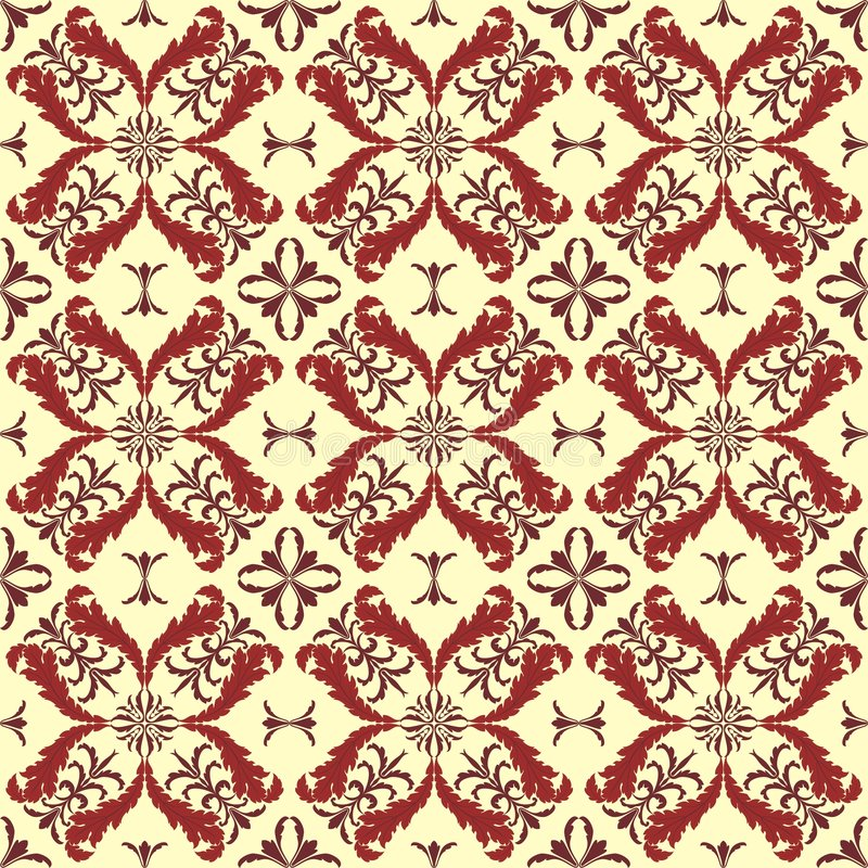 Download Ornament 020 - B -pattern stock vector. Image of french - 6761180
