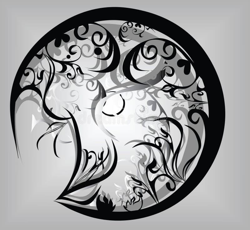 Ornament stock illustration