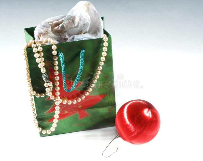 Download Ornament and bag stock image. Image of newyears, joyous - 318299