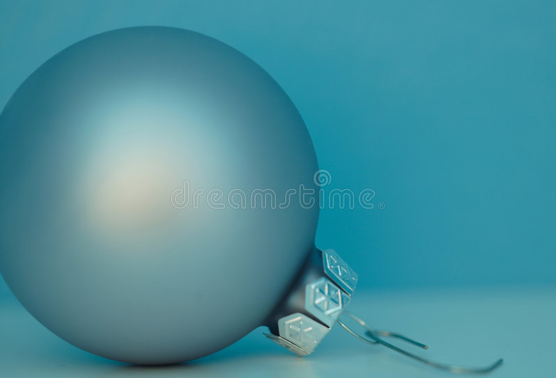Download Ornament In Blue Stock Photo - Image: 6345280