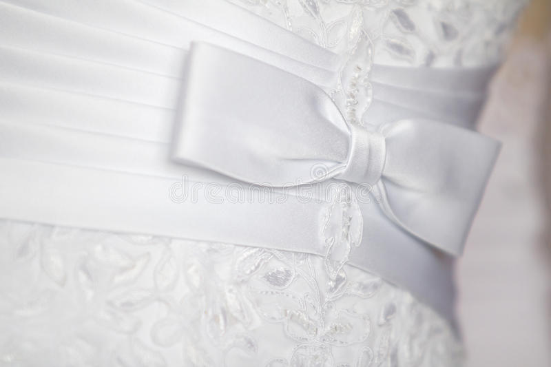 Ornament on a dress stock photography