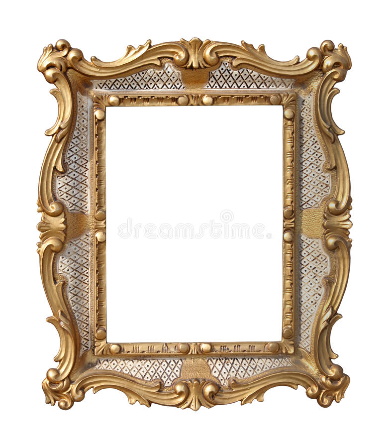 Ornament frame royalty free stock photo
