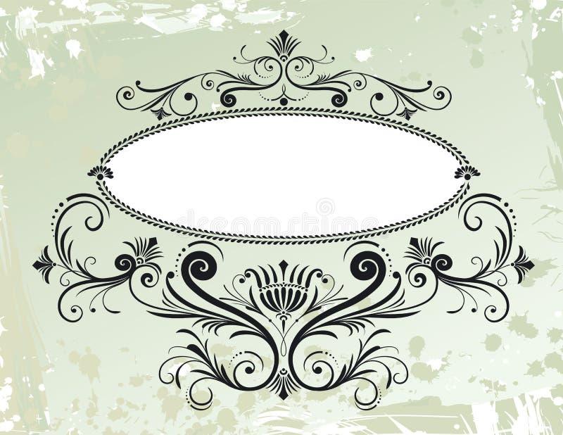 ornament kwiecisty ilustracji