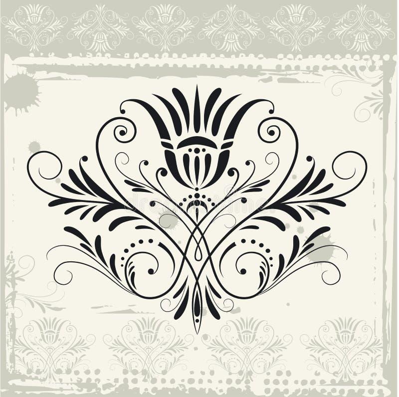 ornament kwiecisty
