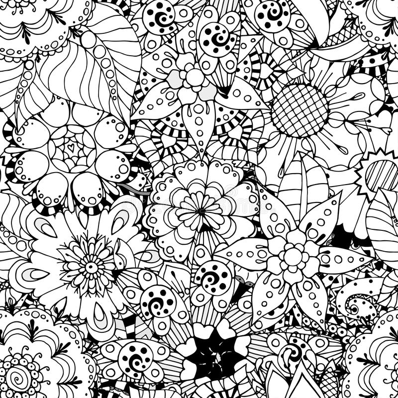 Ornament pattern vector illustratie