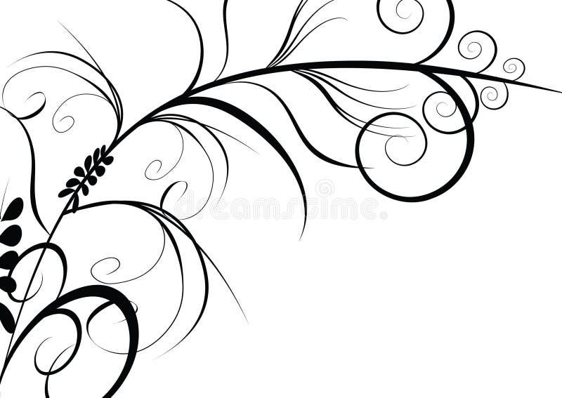 ornament projektu royalty ilustracja