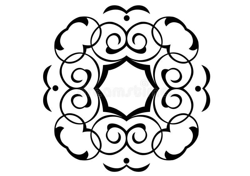 Download Ornament in vectors stock vector. Illustration of elements - 55185577