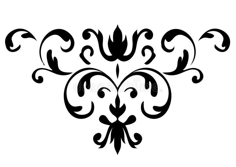 Ornament w wektorach ilustracji