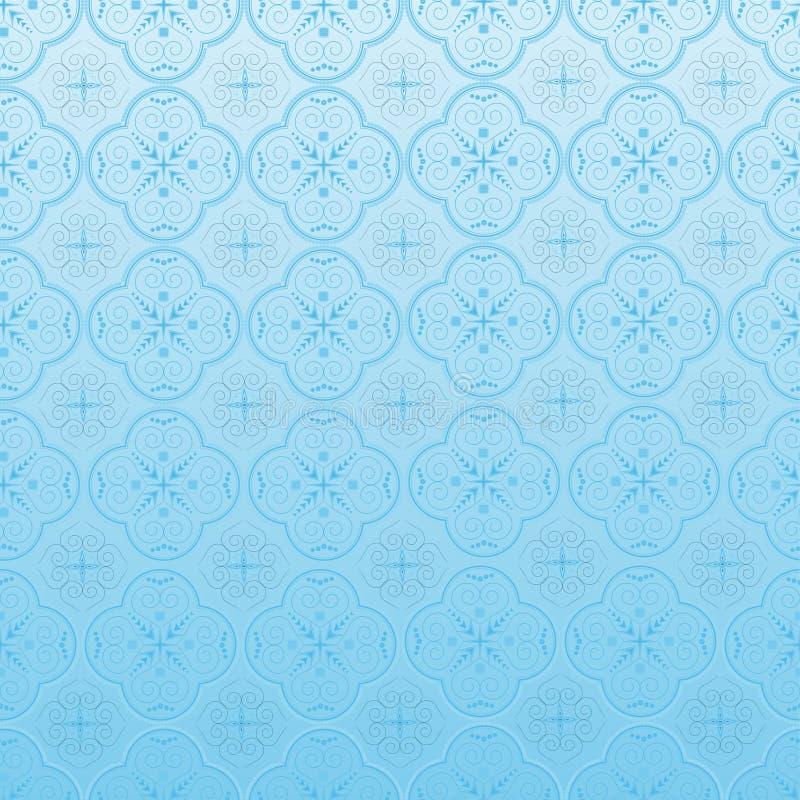 ornamentacyjna bezszwowa tapeta ilustracji