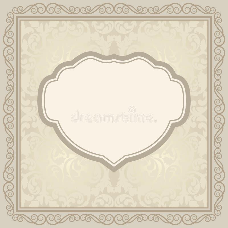 Download Ornamentacyjny ilustracja wektor. Obraz złożonej z kopia - 30457938