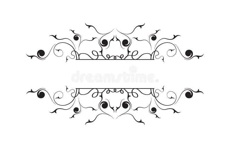Ornamental Design Stock Photo