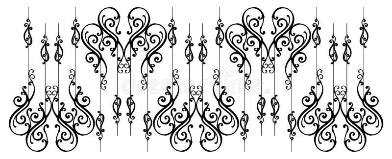 Ornamental-fence Stock Photos