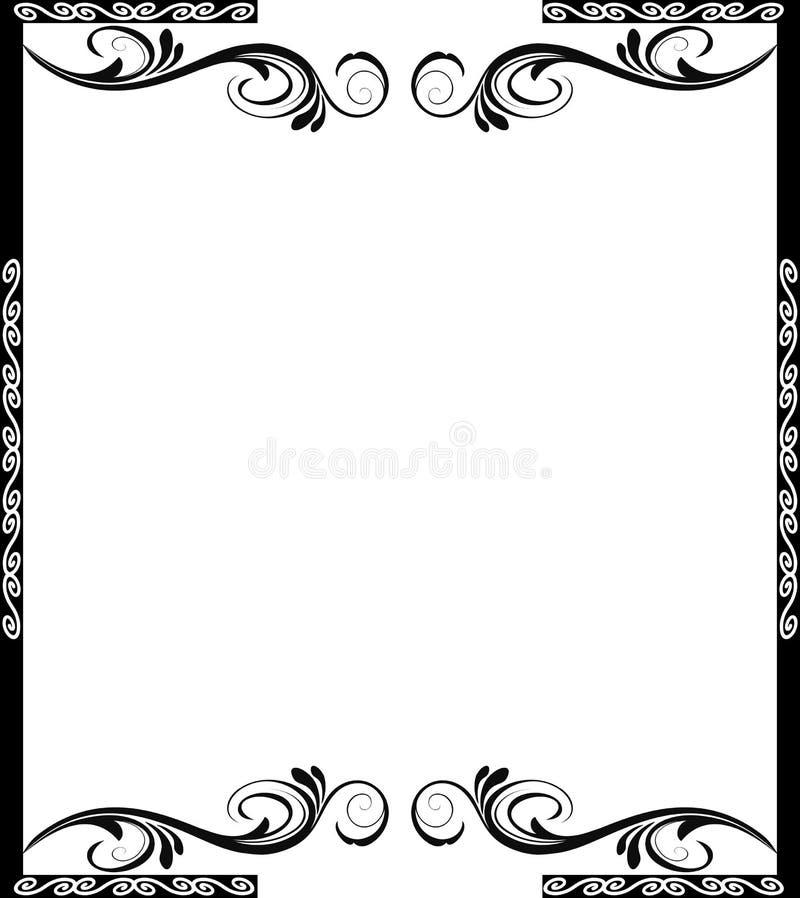 Free Ornamental Frame Royalty Free Stock Image - 7424966