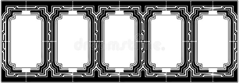 Download Ornamental Frame Vector 03 stock vector. Illustration of vintage - 14995851